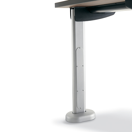 m50 fixed table powerdata pedestal